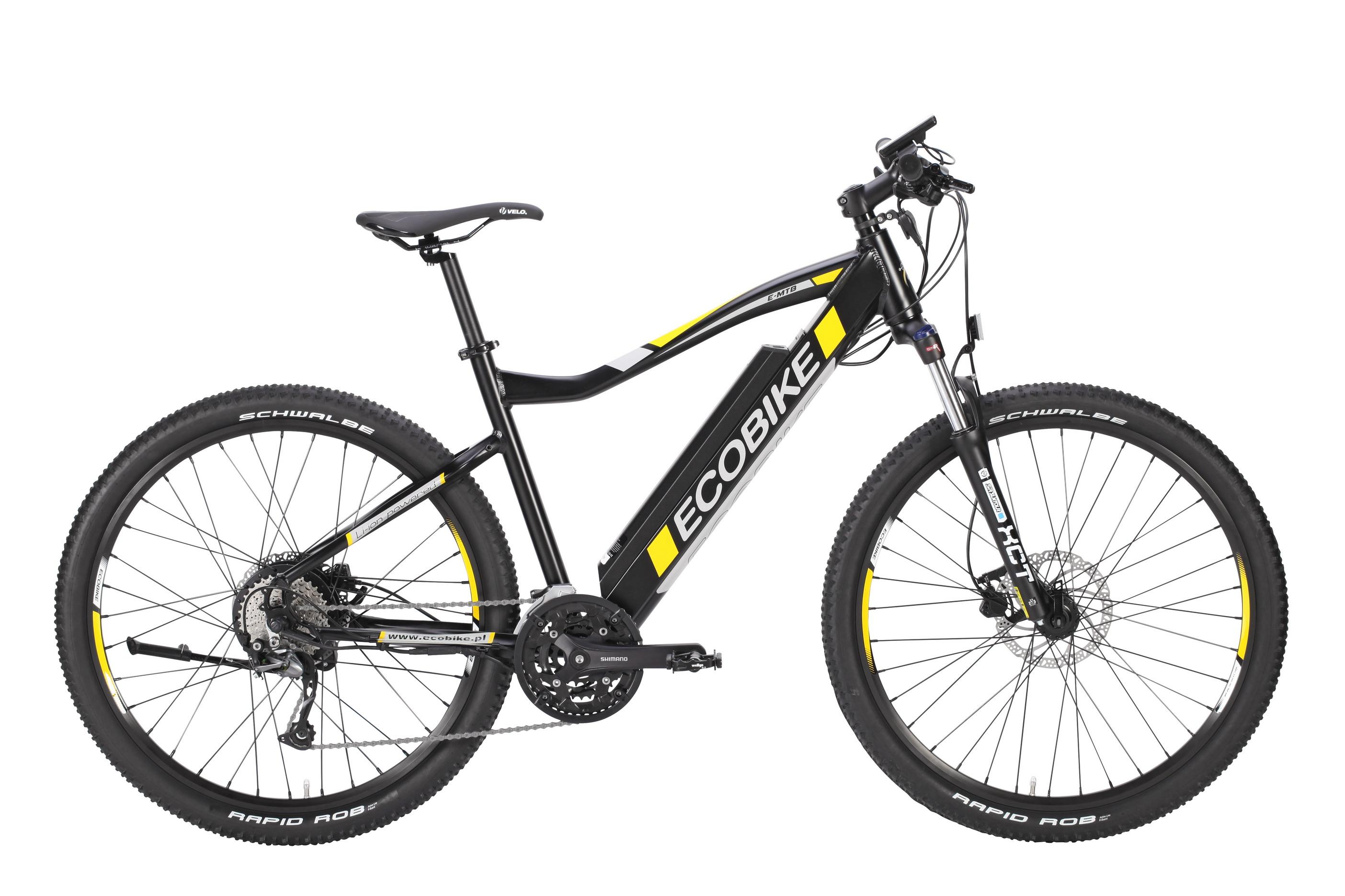 elektryczny rower mtb